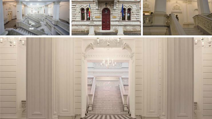 (foto) Muzeul Național de Arte s-a redeschis după 13 ani de restaurări. Cum arată după lucrările de milioane