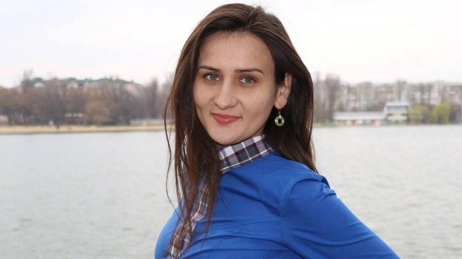 """Ana Bîrca, studentă la Universitatea Pedagogică Ion Creangă: """"Orice implicare îmi oferă o nouă experiență"""""""