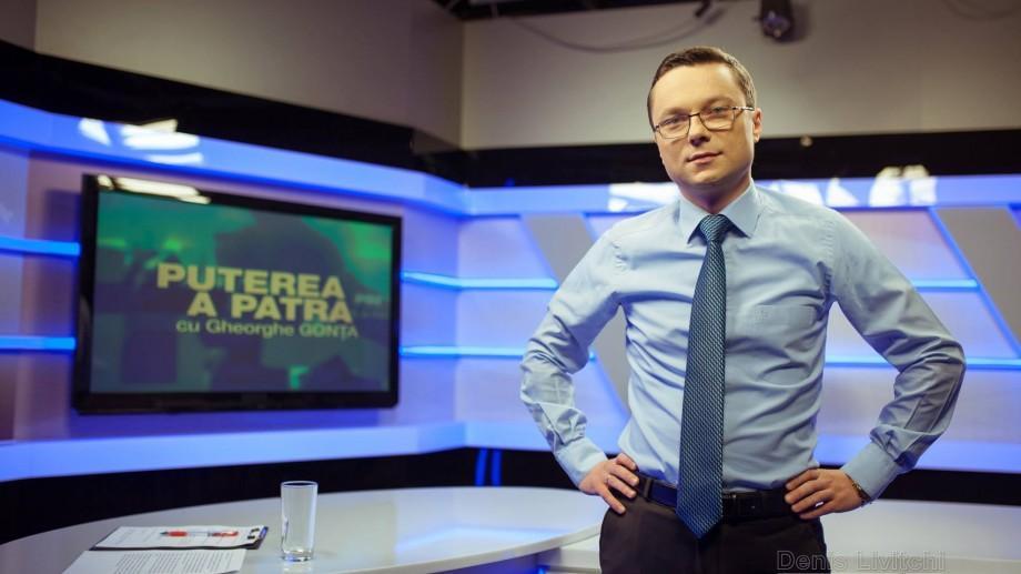 """Jurnalistul Gheorghe Gonța părăsește Național 4 TV: """"Cineva încearcă să-mi afecteze imaginea"""""""