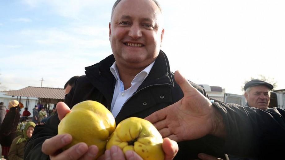(fișa biografică) Cine este Igor Dodon, noul președintele ales al Republicii Moldova