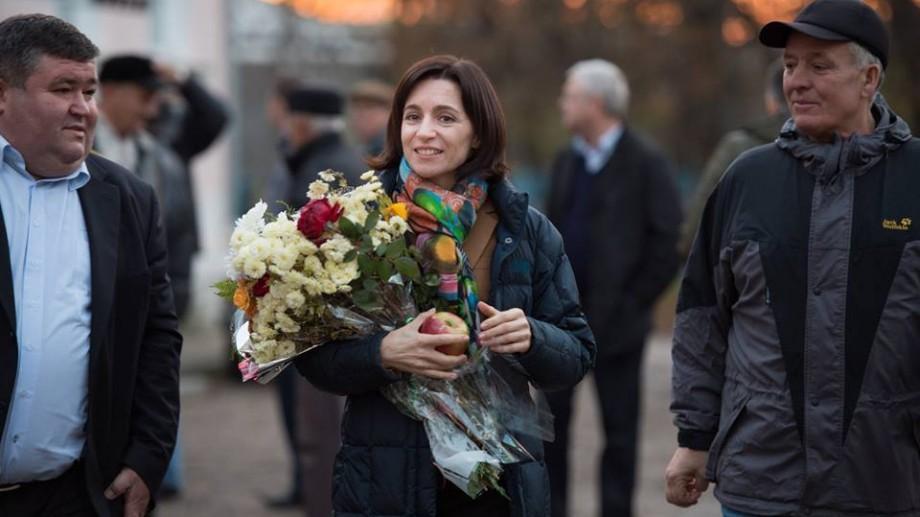 """(video) Maia Sandu, mesaj pentru diasporă: """"Voi puteți decide aceste alegeri"""""""