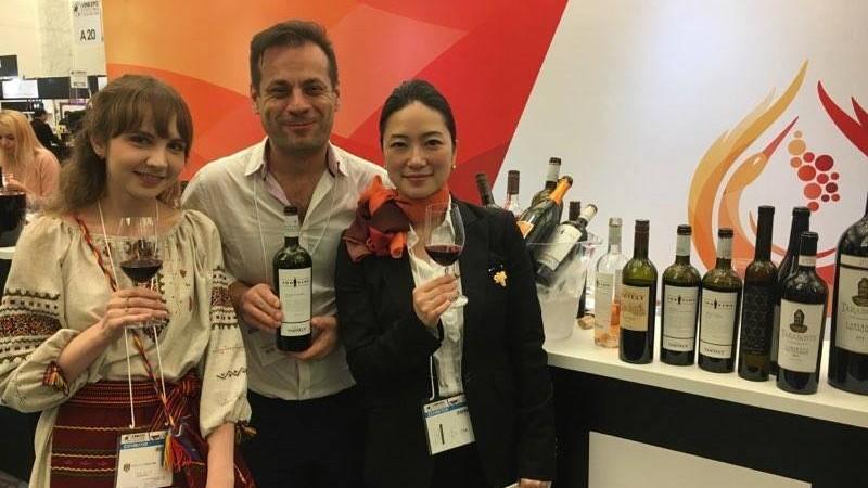 (foto) Un produs tot mai cunoscut și solicitat! Vinul Moldovei cucerește piața din Japonia