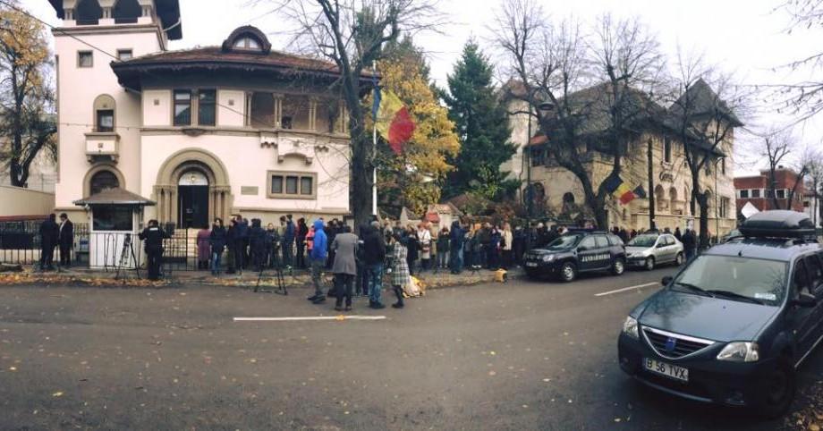 (grafic) Cum s-a votat la cele 11 secții de votare deschise în România