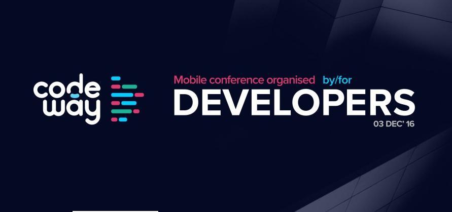 CodeWăy invită programatorii la o conferință mobile
