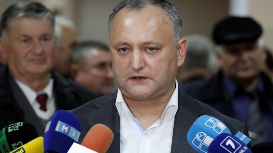 """Igor Dodon despre inițiativa PD: """"Lipsirea imunității parlamentare e un instrument de șantaj politic"""""""