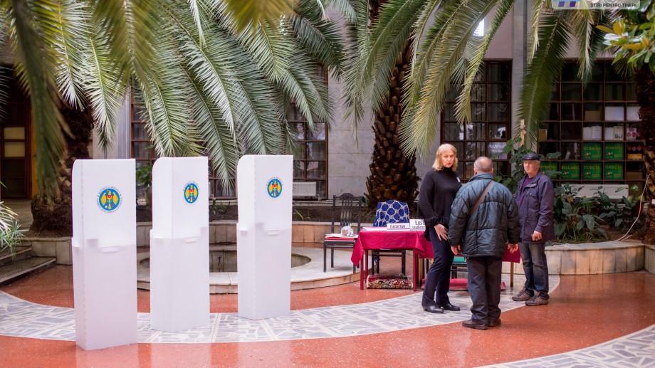 Mai puțini la vot! Localitățile cu cei mai activi și cei mai pasivi alegători din Moldova