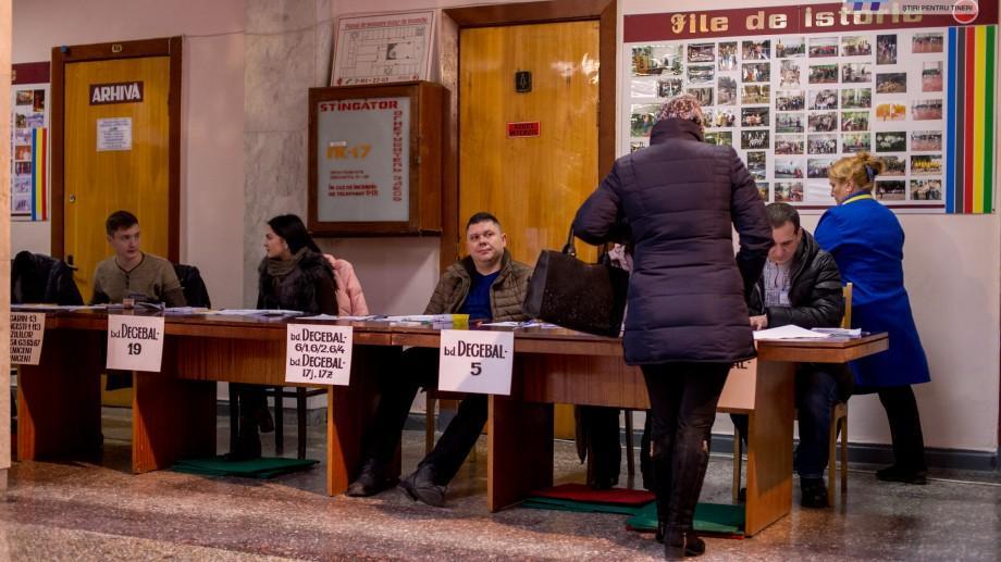 (foto) Au fost depistate mai multe cazuri prezentate inversat în favoarea candidatului Igor Dodon