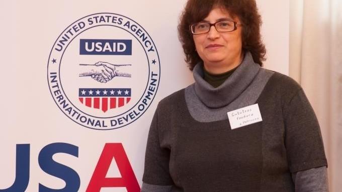 """Feodora Guțuleac, profesoară din Glodeni: """"Robotica înseamnă oportunități pentru copiii din sate"""""""