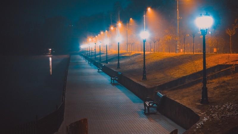 (foto) Primăria Chișinău a instalat 16 camere de supraveghere video în parcul Valea Morilor