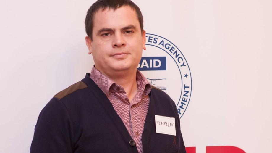 (foto) Macrinici Veaceslav, profesor din Orhei despre robotică: Liantul dintre fizică, informatică și logică