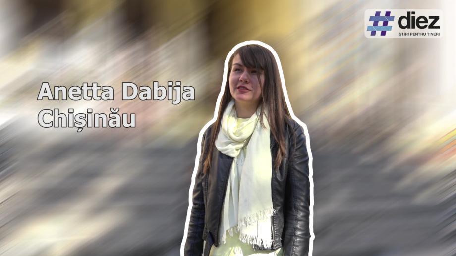 (video) Unde-s tinerii. Anetta Dabija: Trebuie să învățăm să observăm ușile din Chișinău și să nu le înlocuim