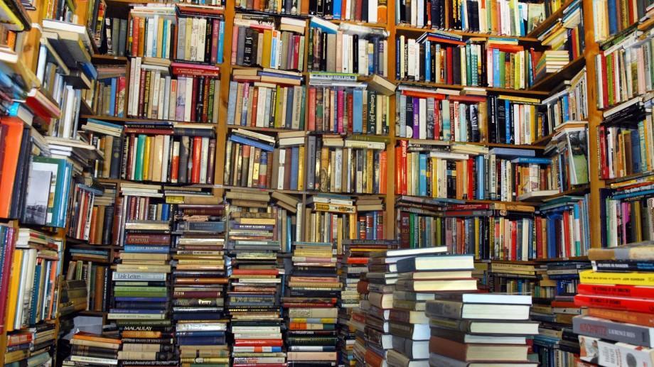(foto) Se caută voluntari pentru a ajuta la deschiderea unei Biblioteci Publice cu peste 50 de mii de cărți