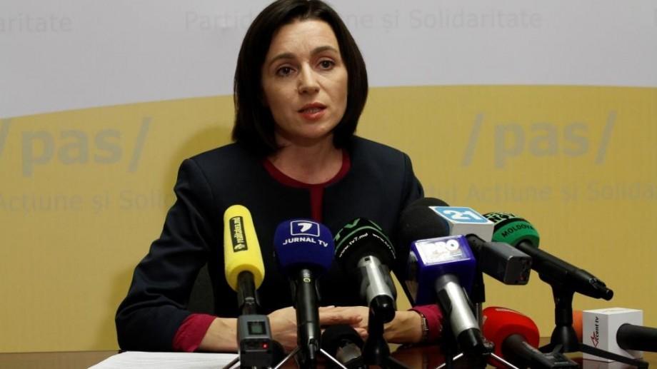 (video) Maia Sandu: Alegerile au fost organizate prost, dar NU vom permite să vă fure voturile