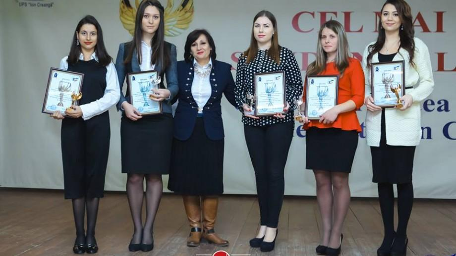 """(foto) Lista celor mai buni studenți ai Universității Pedagogice """"Ion Creangă"""" în 2016"""