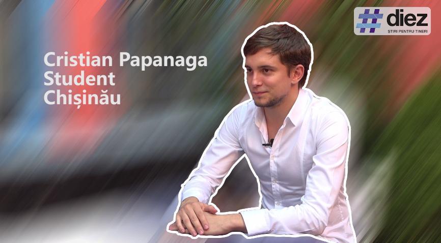(video) Unde-s tinerii. Cristian Papanaga: Tinerii trebuie să fie la ei acasă