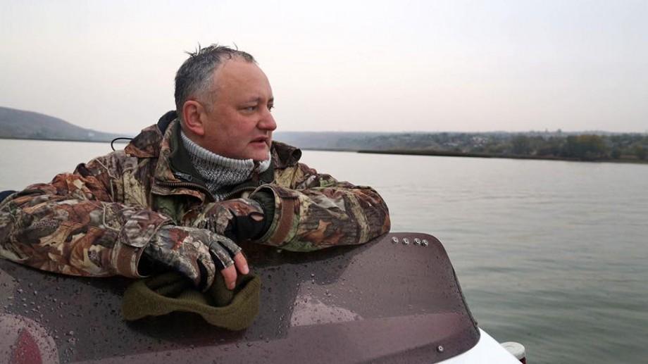 (doc) Zis și făcut! Igor Dodon l-a demis pe ministrul Apărării, Anatol Șalaru
