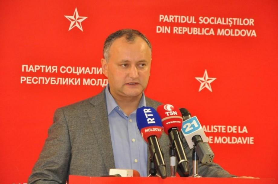 Stratfor, despre alegerile din Moldova: Victoria lui Dodon nu va schimba vectorul politicii externe