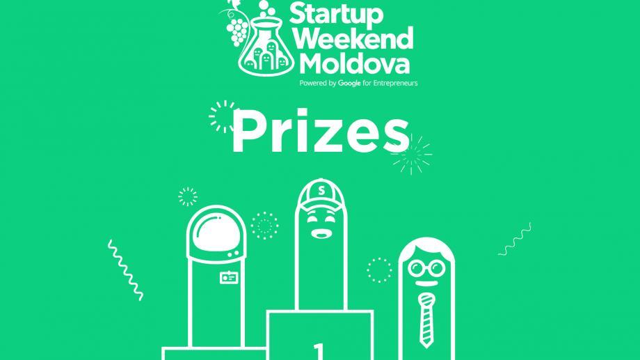 Au fost anunțate premiile ce vor fi acordate în cadrul competiției Startup Weekend Moldova
