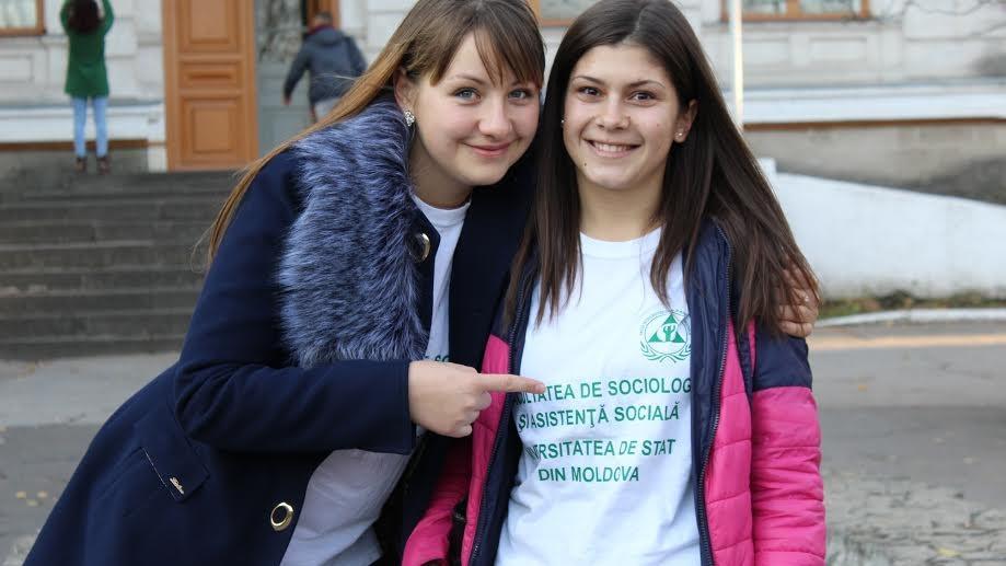 14 motive de ce se mândrește o studentă din Moldova că studiază sociologia