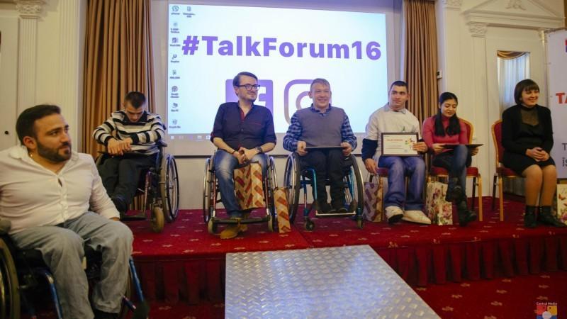 Șase povești de viață descoperite la Talk Forum Autoreprezentare 2016