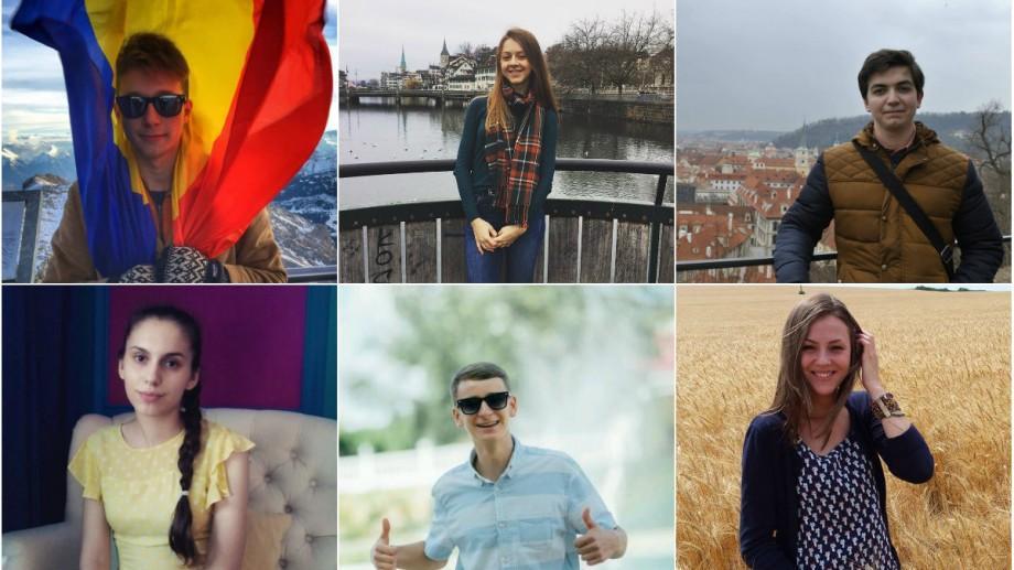 (vox) Ce așteptări au tinerii de la noul an și ce angajamente își iau în 2017