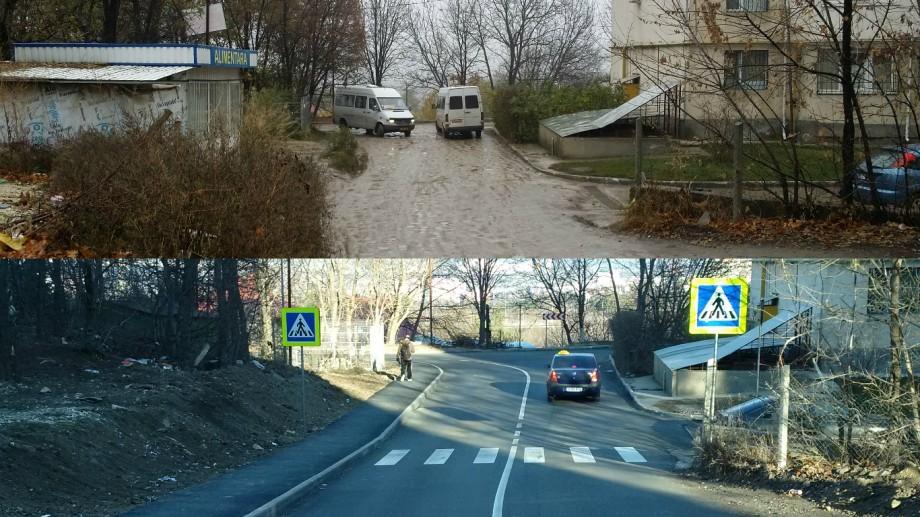 (foto) Înainte și după. Cum au fost reabilitate trei străzi din Chișinău