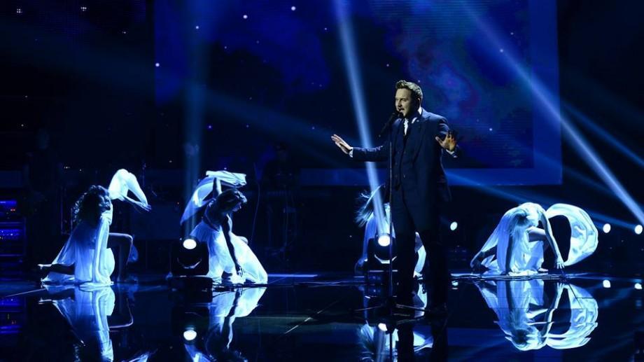 (video) Galele X Factor: Marcel Roșca a avut un camion de emoții și o prestație impecabilă