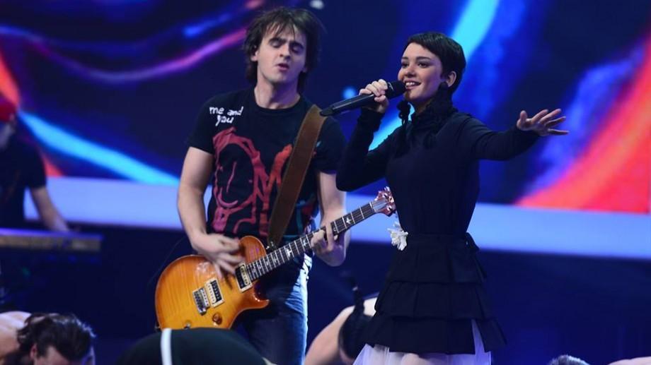 """(video) Galele X Factor: Olga Verbițchi a impresionat cu o interpretare rock a legendarului """"Constantine, Constantine"""""""