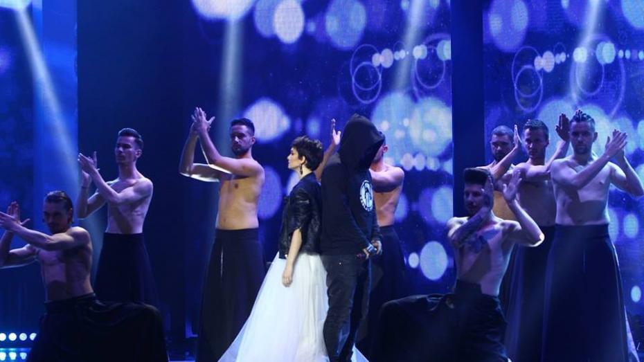 (video) Olga Verbiţchi și Carla's Dreams într-un duet exploziv în marea FINALĂ X Factor