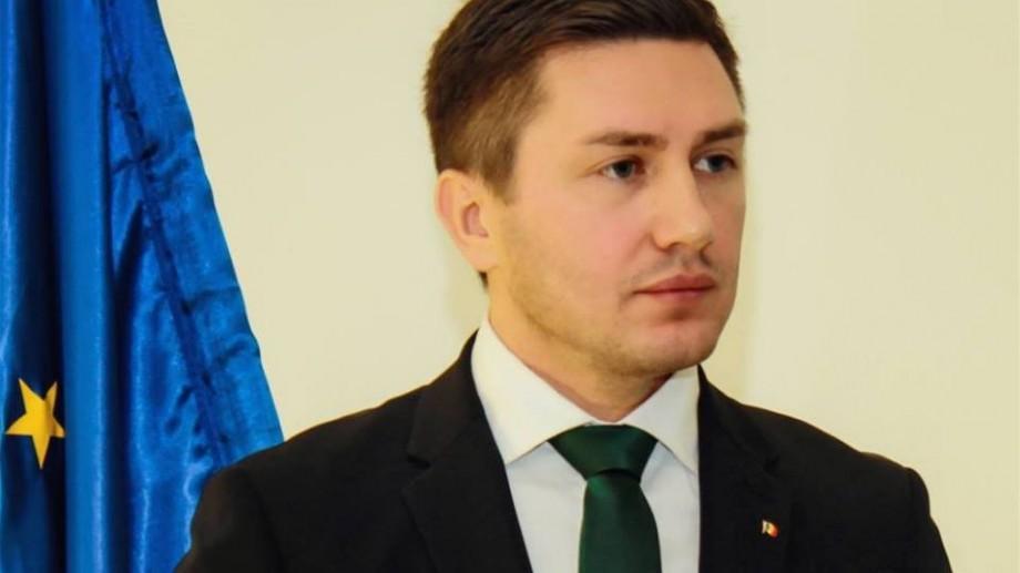 Un tânăr basarabean a fost ales într-o funcție importantă în Parlamentul României