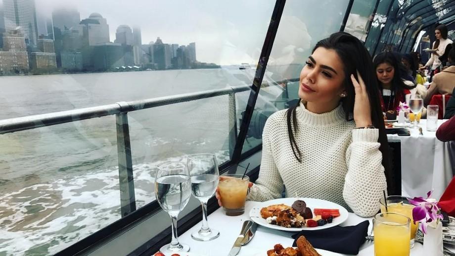 Daniela Marin, Miss Moldova 2016, este prima în topul de popularitate de la Miss World