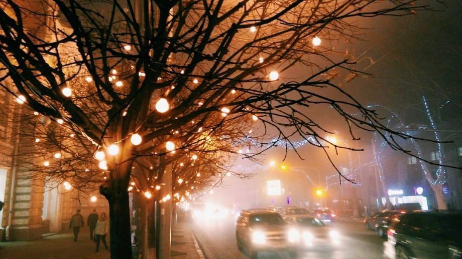 (foto) Silent Hill în Chişinău sau cum s-a văzut ceața de vineri pe Instagram