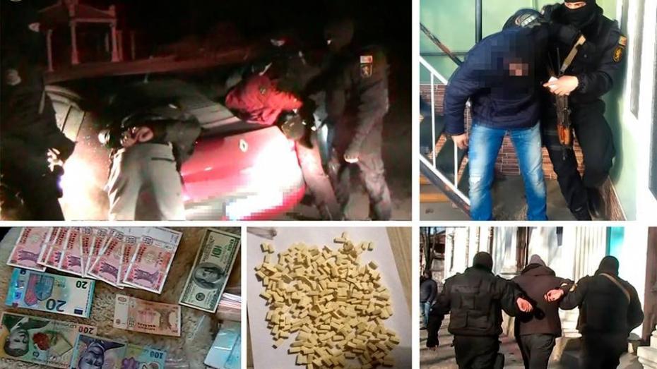 (video) Șapte tineri riscă până la 15 ani de pușcărie. Vindeau droguri în cluburile din Capitală