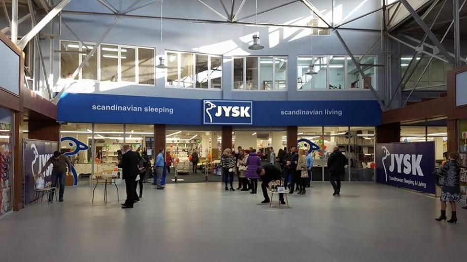 JYSK, faimosul retailer danez de mobilă și textile pentru casă, și-a deschis primul magazin în Moldova