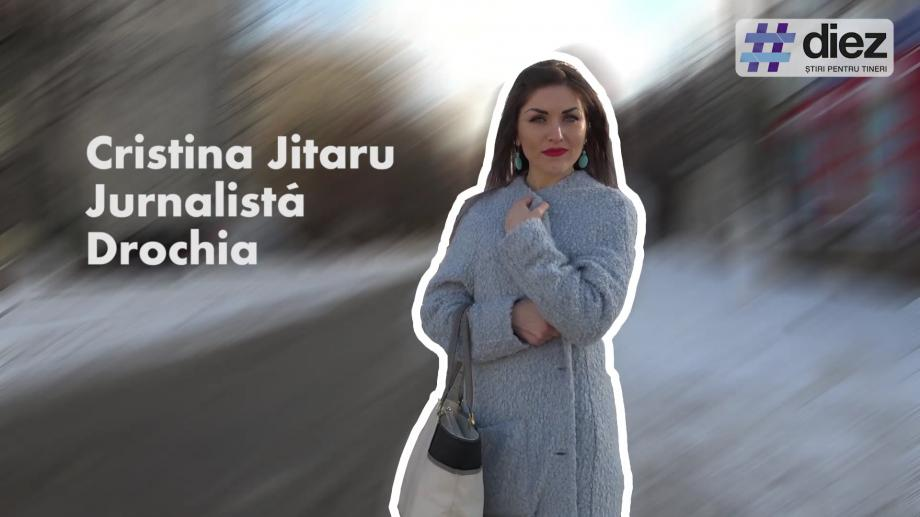 """(video) Unde-s tinerii. Cristina Jitaru: """"Îi doresc satului meu să nu-și piardă din entuziasm"""""""