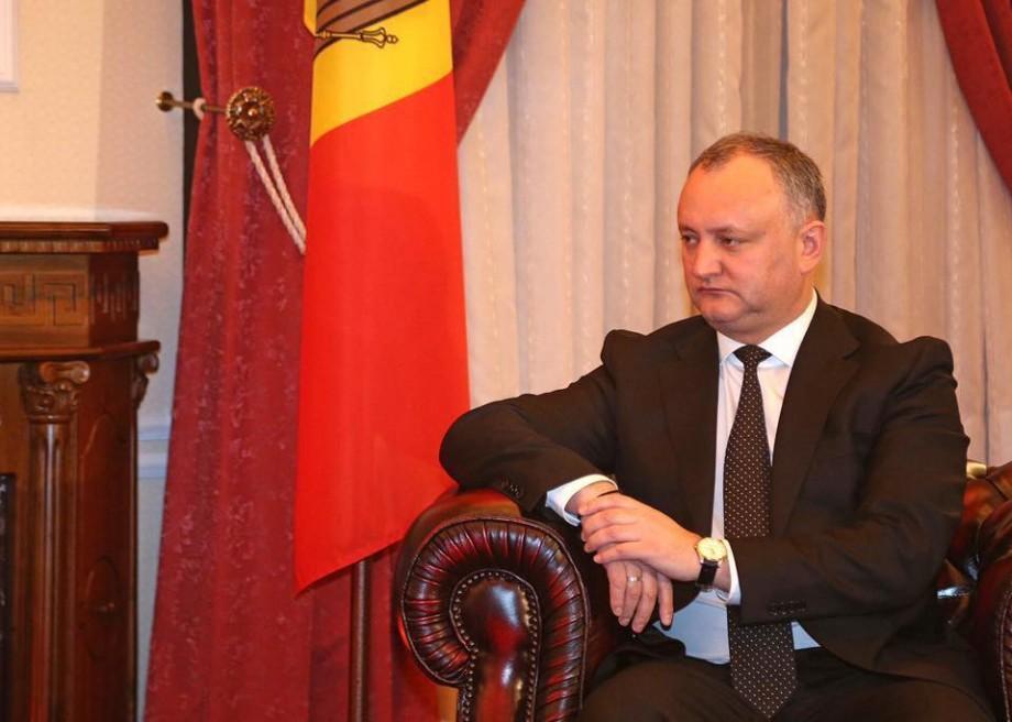 (doc) Dodon pleacă în prima sa vizită oficială la Moscova. Iată cine îl va însoți