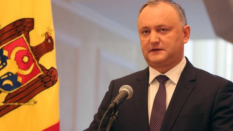 Opt lucruri pe care le-a făcut Igor Dodon de la învestirea în funcția de președinte