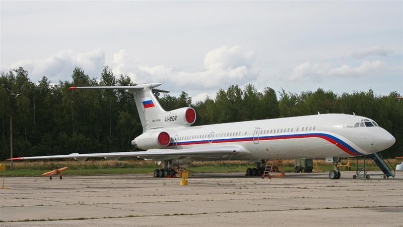 (foto, video) Un avion rus care transporta circa 100 de persoane în Siria s-a prăbușit în Marea Neagra