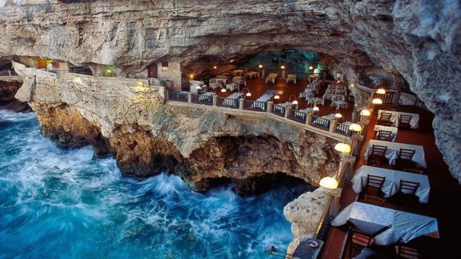 (foto) Topul restaurantelor inedite din lume care te vor face să uiți de meniu