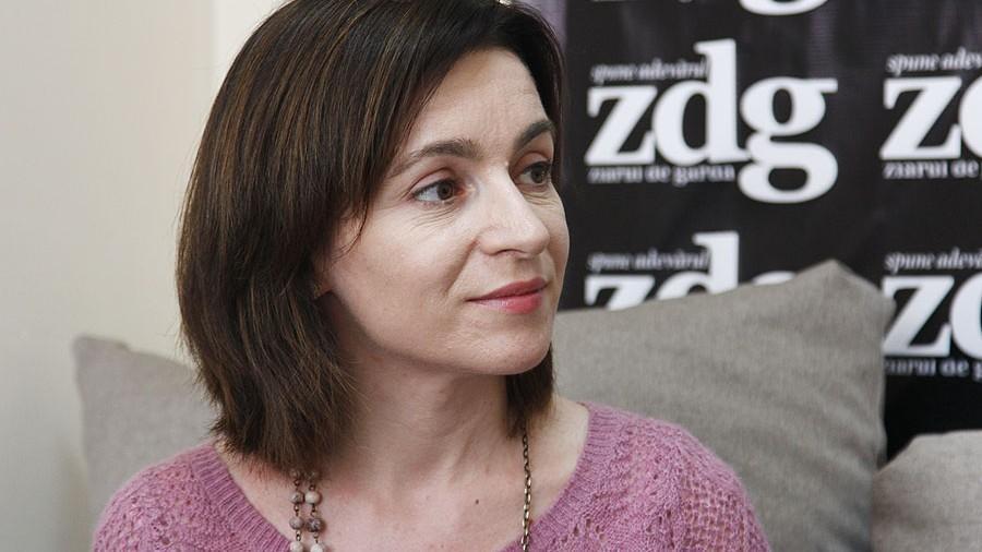 Pagina de Facebook a Maiei Sandu devine cea mai populară pagină din Moldova cu fani locali