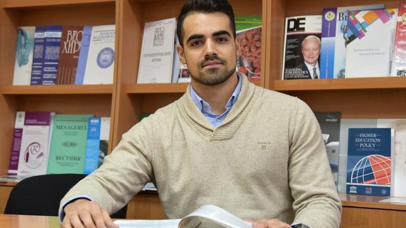 Moldova văzută de un student străin. A venit din Germania ca să studieze Medicina la Chișinău