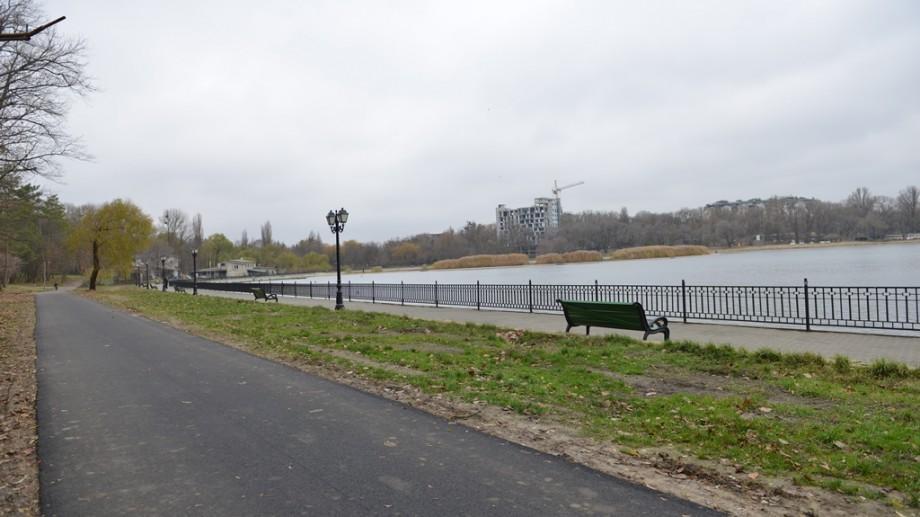 """(foto) Iată cum arată pista pentru bicicliști amenajată în parcul """"Valea Morilor"""""""