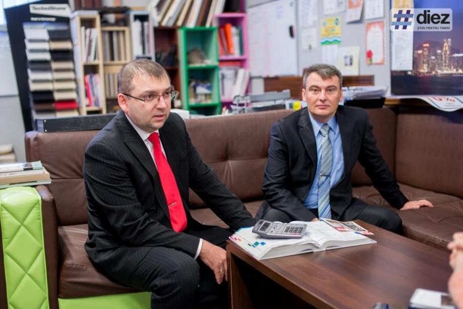 Europa pentru Moldova: A revenit de peste hotare pentru a produce mobilă pentru persoanele cu dizabilități