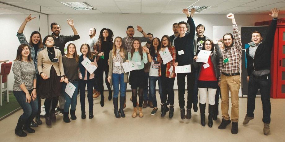 (foto, video) Au fost desemnați primii câștigători ai primului Eco-Hackathon din Moldova