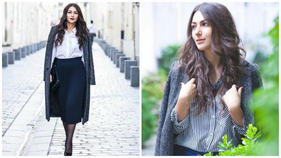 (foto) Diana Arnaut, tânăra basarabeancă care îşi modelează cariera în Oraşul Luminilor