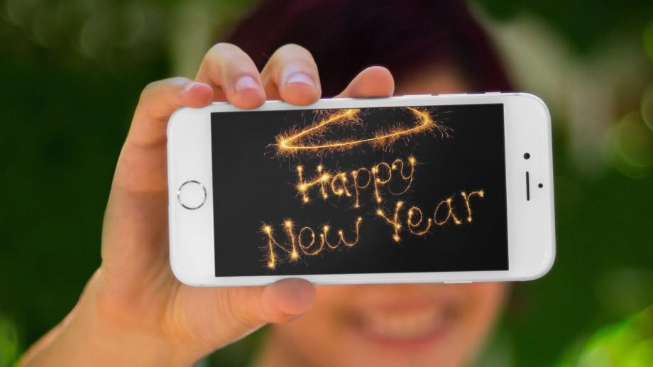 Mesaje de Anul Nou: Felicitări digitale pe care le poți trimite prin intermediul unor aplicații originale