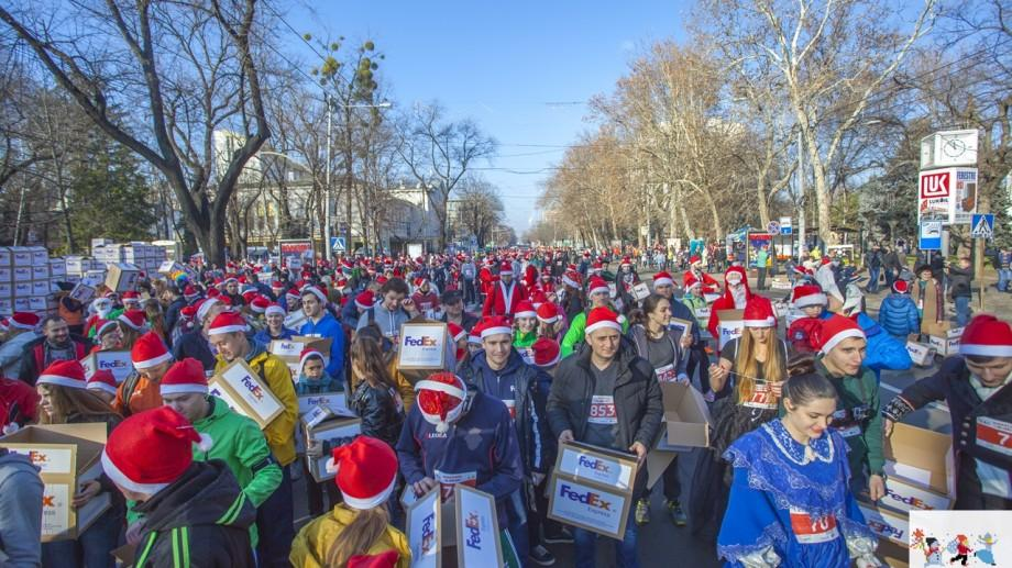 Nimeni nu va fi lăsat fără cadouri! Participă și tu la Maratonul de Crăciun 2016