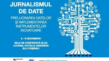 Conferință de două zile pentru tinerii ziariști și bloggerii interesați de jurnalismul de investigație