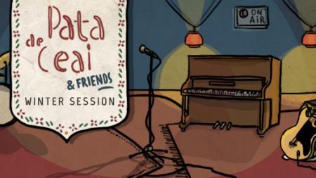 Spiritul de Crăciun și aroma de ceai într-un nou concert al trupei Pata de Ceai