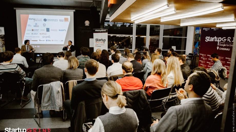 Un antreprenor în serie și autor de bestselleruri de business vine la Chișinău să inspire tinerii